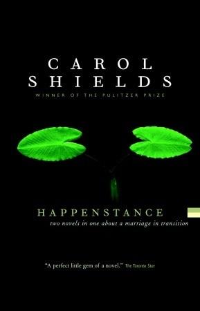 Okładka książki Happenstance