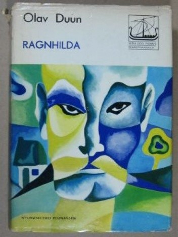 Okładka książki Ragnhilda