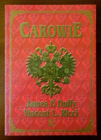 Okładka książki Carowie