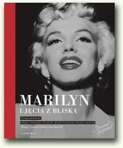 Okładka książki Marilyn. Ujęcia z bliska