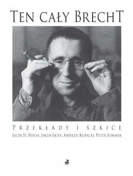 Okładka książki Ten cały Brecht