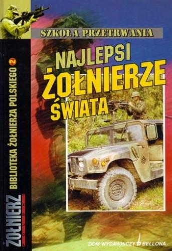 Okładka książki Najlepsi żołnierze świata