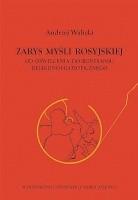 Okładka książki Zarys Myśli Rosyjskiej od oświecenia do renesansu religijno-filozoficznego
