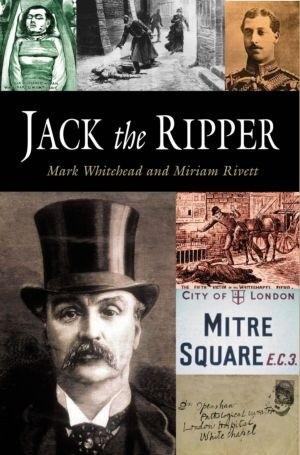 Okładka książki Jack the ripper