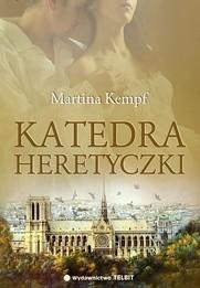 Okładka książki Katedra heretyczki