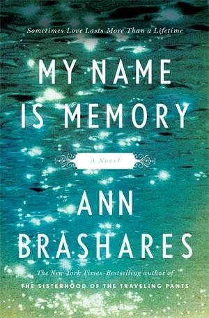 Okładka książki My Name Is Memory