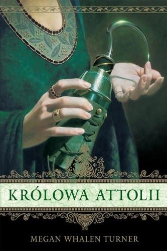 Okładka książki Królowa Attolii