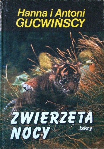 Okładka książki Zwierzęta nocy