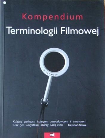 Okładka książki Kompendium terminologii filmowej