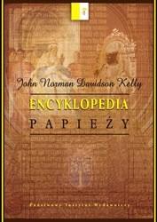 Okładka książki Encyklopedia papieży