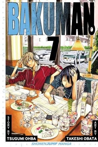 Okładka książki Bakuman Volume 07