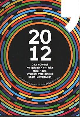 Okładka książki 2012
