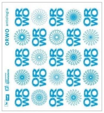 Okładka książki ORWO. Antologia