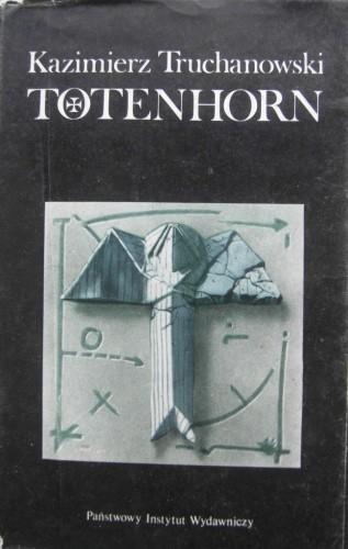 Okładka książki Totenhorn