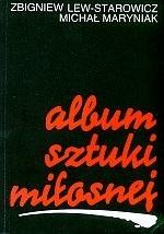 Okładka książki Album sztuki miłosnej