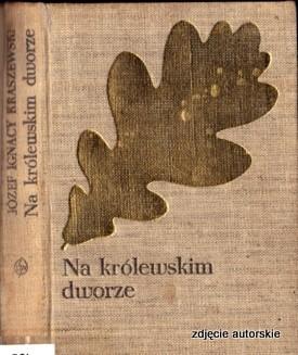 Okładka książki Na królewskim dworze