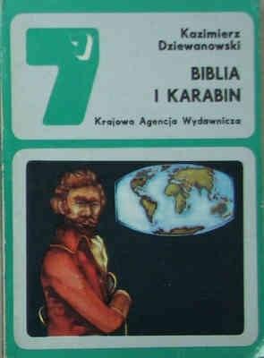 Okładka książki Biblia i karabin