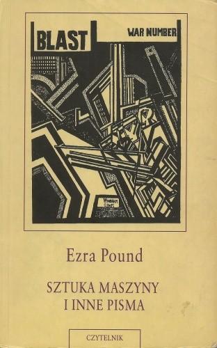 Okładka książki Sztuka maszyny i inne pisma