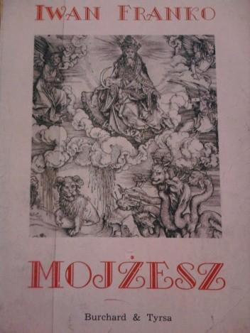 Okładka książki Mojżesz