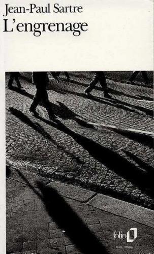 Okładka książki L'engrenage