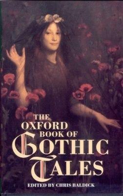 Okładka książki The Oxford Book of Gothic Tales