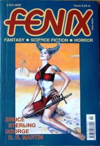 Okładka książki Fenix 2000 2(91)