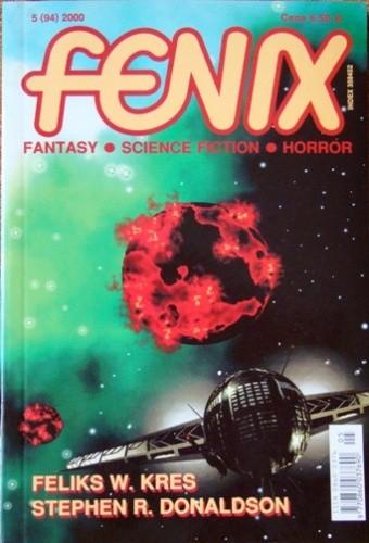 Okładka książki Fenix 2000 5(94)