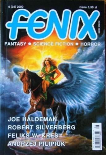 Okładka książki Fenix 2000 6(95)