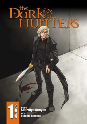 Okładka książki The Dark Hunters Manga volume 1
