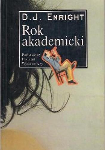 Okładka książki Rok akademicki