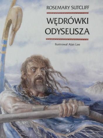 Okładka książki Wędrówki Odyseusza