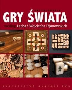 Okładka książki Gry świata według Lecha i Wojciecha Pijanowskich