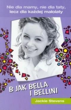 Okładka książki B jak Bella i Bellini