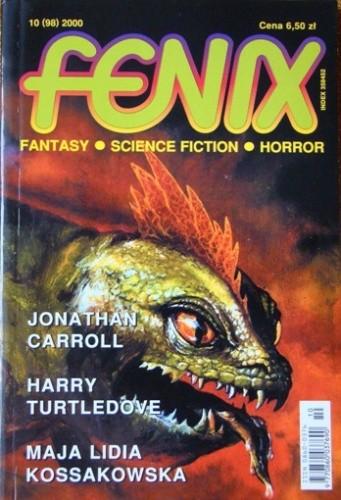 Okładka książki Fenix 2000 10(98)