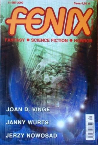Okładka książki Fenix 2000 11(99)
