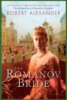 Okładka książki The Romanov Bride