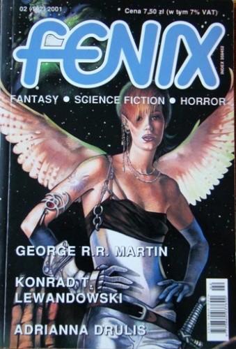 Okładka książki Fenix 2001 2(102)