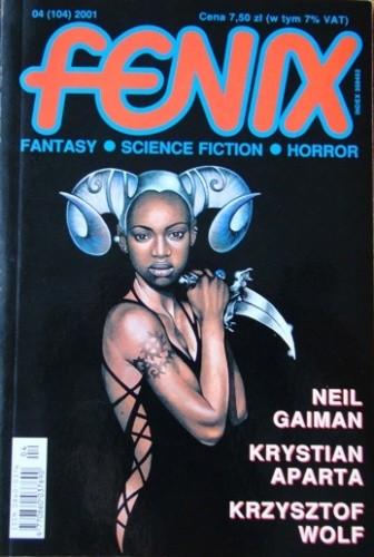 Okładka książki Fenix 2001 4(104)