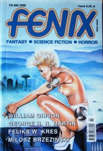 Okładka książki Fenix 2000 7/8(96)