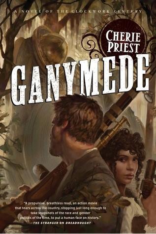 Okładka książki Ganymede