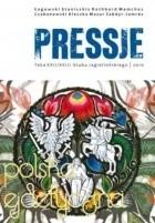 Okładka książki Pressje, teka 22-23 / 2010. Polska ejdetyczna