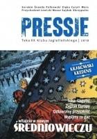 Okładka książki Pressje, teka 20 / 2010. Witajcie w nowym średniowieczu