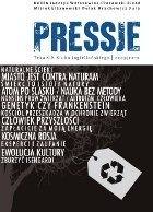 Okładka książki Pressje, teka 19 / 2009. Contra naturam?