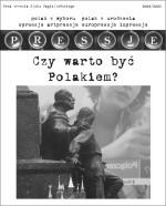 Okładka książki Pressje, teka 3 / 2003. Czy warto być Polakiem?