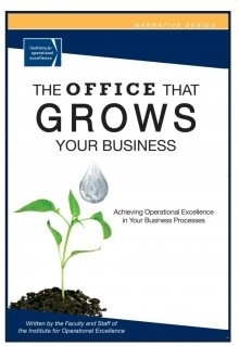 Okładka książki The Office That Grows Your Business