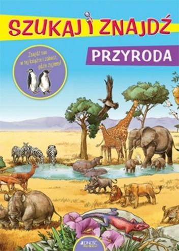 Okładka książki Szukaj i znajdź. Przyroda