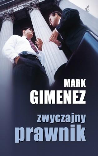 Okładka książki Zwyczajny prawnik