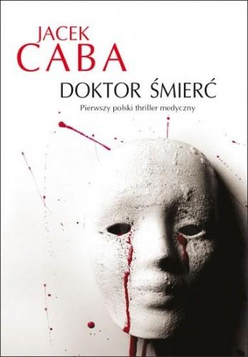 Okładka książki Doktor  Śmierć