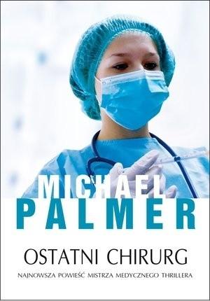 Okładka książki Ostatni chirurg