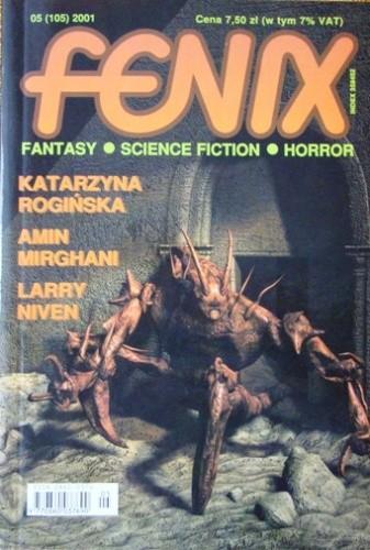Okładka książki Fenix 2001 5 (105)